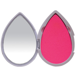 Compact Mirror With 2 Blotting Sponges (FSC590)