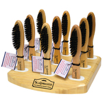 9 Piece Beard Brush Display (SC2220-DSPLY)