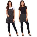 Betty Dain Switch Apron (BD1770-BLK)