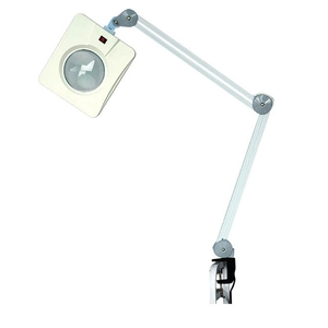 Spa Masters Magnifying Lamp 5X Rectangular Hea