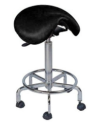 Spa Masters Saddle Stool (HZ-9010)