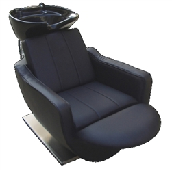 Shampoo Backwash Unit with Massage and Powered Foot Rest (HZ-32835)