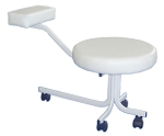 HBNY Ronald Pedicure Stool (BE11)