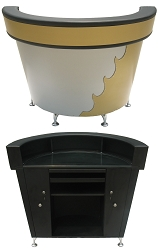 HBNY Shannon Reception Desk Vinyl (RD05)