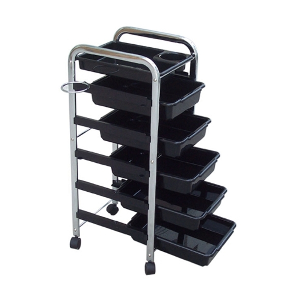 HBNY Fatel 6 Tier Rollabout Caddy (TR02)
