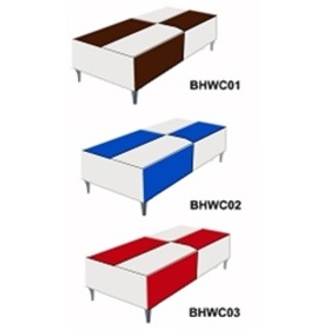HBNY Sasha Waiting Chair Black (WC01)