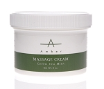 AMBER Green Tea Massage Cream 8 oz.