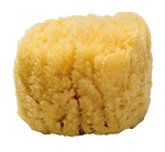 Natural Bath Sea Sponge 5-6""