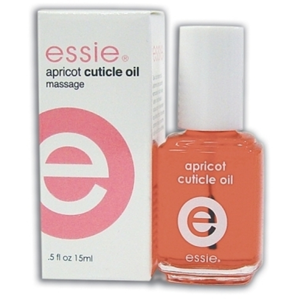 ESSIE Apricot Cuticle Oil 0.5 oz.