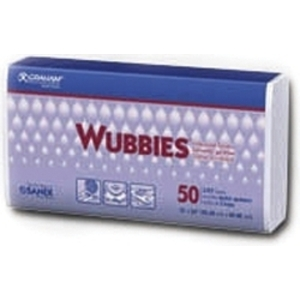 WUBBIES Towels 50 Pack