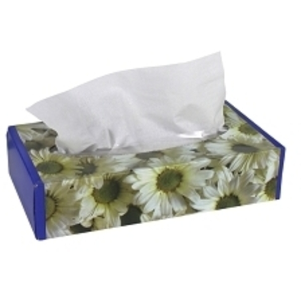 White Tissues 100 Pack