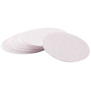 INTRINSICS Compressed Sponge White 100 Pack