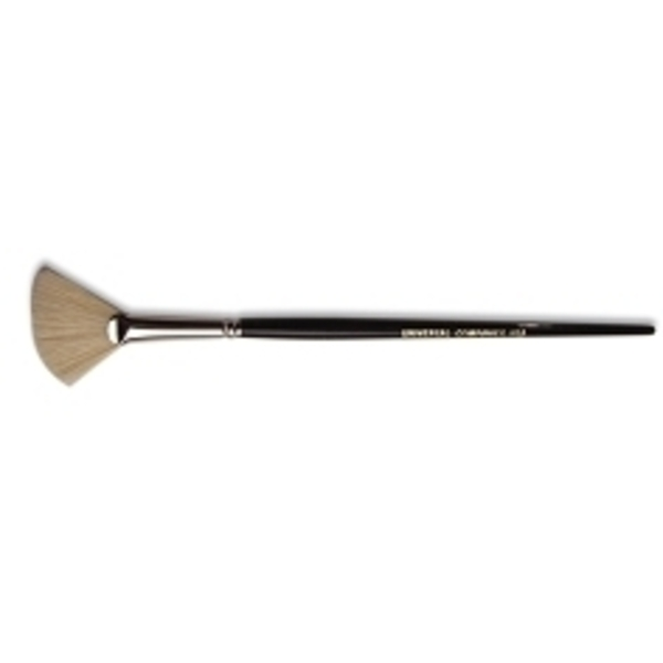 "Angled Fan Mask Brush 0.75"" Span"