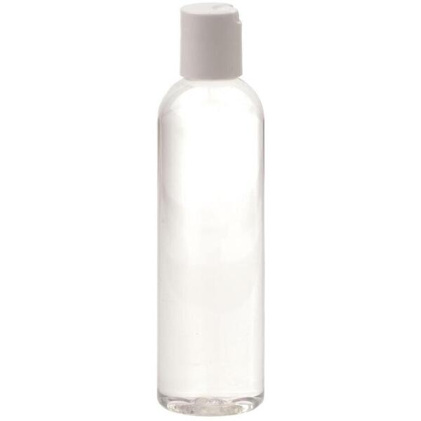 4 oz. Bottle with White Cap
