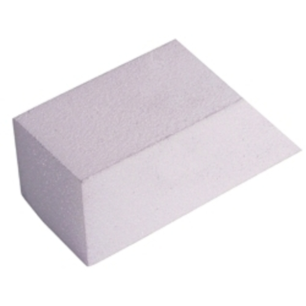 Buffer Block Fine Grit White