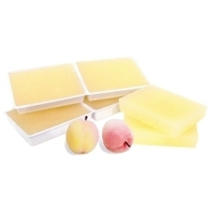 14 Lb. Peach Paraffin 48 Slices