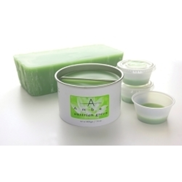 AMBER Austrian Green Wax 14 oz. Can