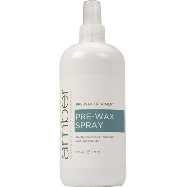 AMBER Pre-Wax Spray with Tea Tree