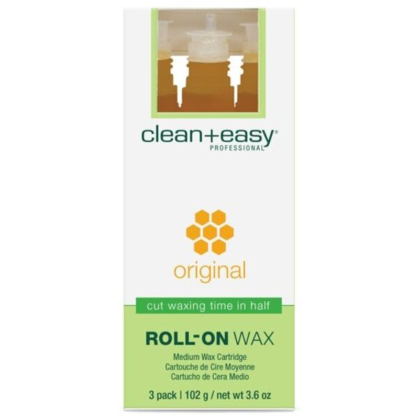 CLEAN & EASY Medium Original Wax Refill