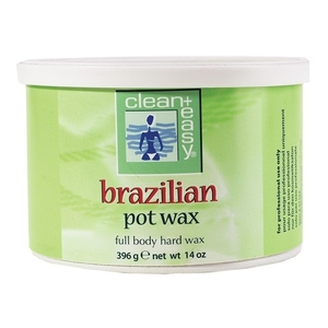 CLEAN & EASY Brazilian Wax
