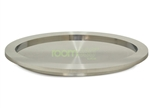 14 Stainless Steel Tray with Lip
