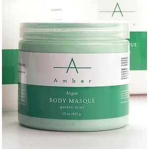 Amber® Garden Mint Algae Body Masque/15oz (C4332T)
