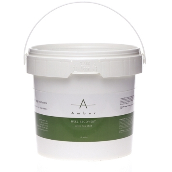 Amber® Green Tea Mint Heel Recover / 1/2 Gallon (C4514T)