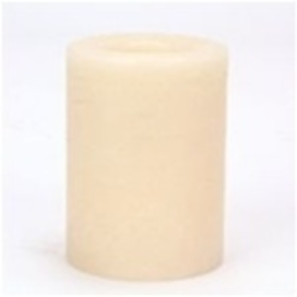 "3"" x 4"" LED Candle Holder / Ivory (C5056)"