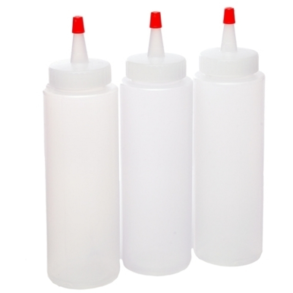 Replacement Bottles for Lotion Warmers / 12 Pack (C5657)