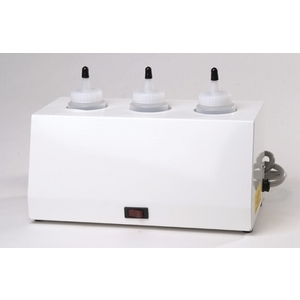Triple Lotion Warmer UL Listed / White (C5666T)