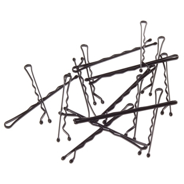 "2"" Bobby Pins / Black 1 lb (C5667)"