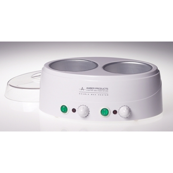 Amber® Double Depilatory Heater (C6594)