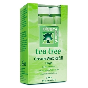 Clean + Easy Tea Tree Wax Refills Large / 3 Pack (C7103T)