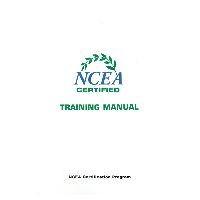 NCEA Certified Training Manual (C79206)