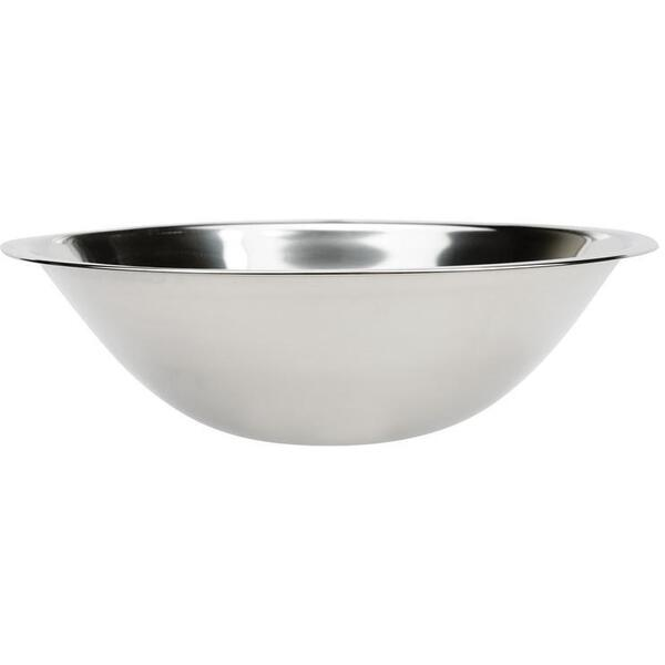 5 Quart Stainless Steel Bowl (C8177)