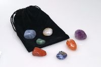 Activating Chakra Stone Set / 7 Pieces (CST40)