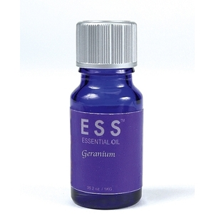 ESS® Organic Geranium Oil - 10 ml. (ESR709)