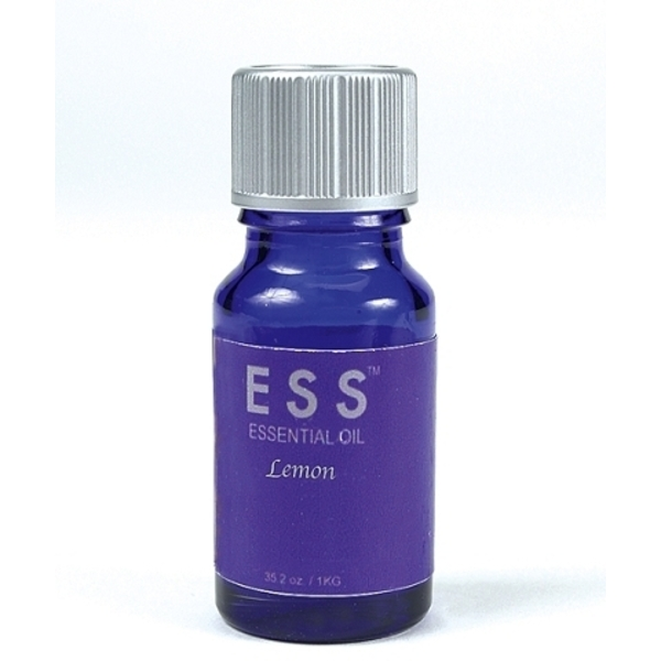 ESS® Organic Lemon Oil - 10 ml. (ESR712)