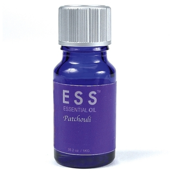 ESS® Organic Patchouli Oil - 10 ml. (ESR720)