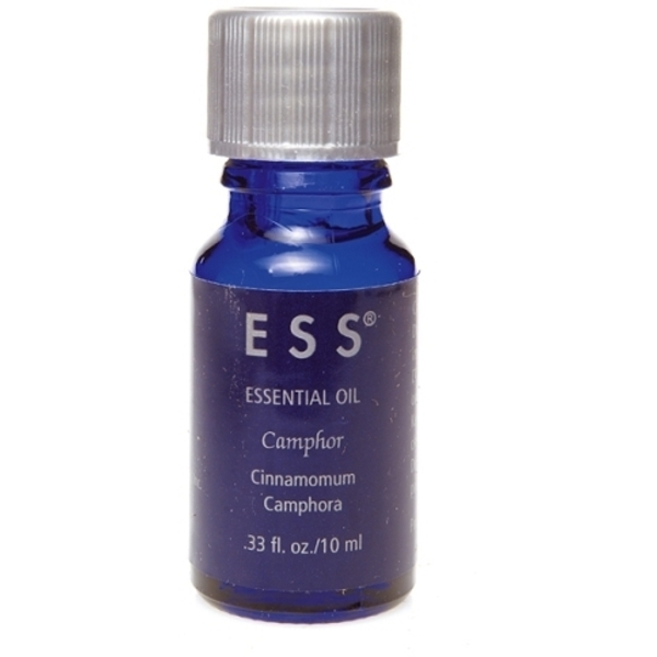 ESS® Pure Essential Camphor Oil - 10 ml. (ESR7706)