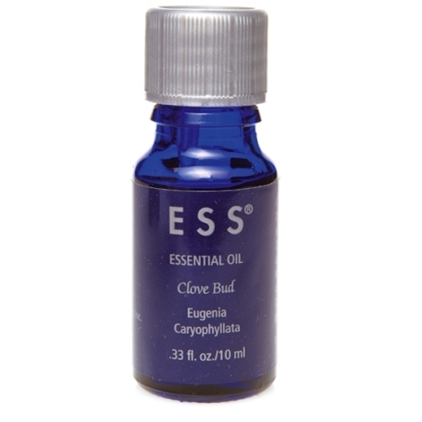 ESS® Clove Bud Pure Essential Oil - 10 ml. (ESR7716)