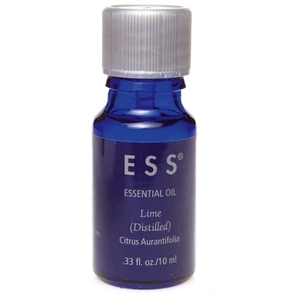 ESS® Lime (Distilled) Pure Essential Oil - 10 ml. (ESR7747)