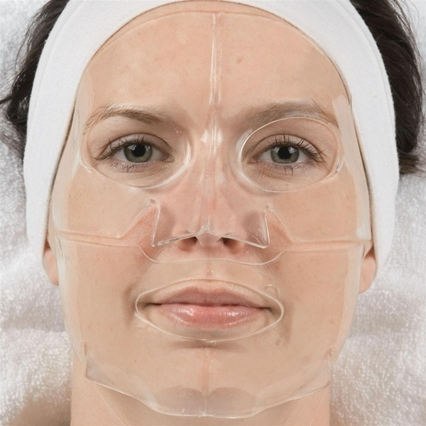 4 in 1 Full Face Collagen Crystal Mask (HM4551)