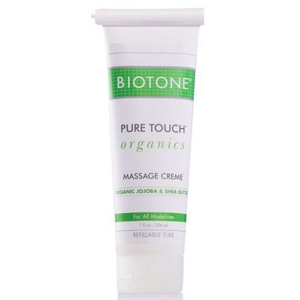 Biotone Pure Touch™ Organics Massage Creme / 7oz (C433T)