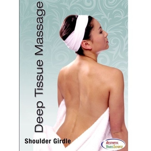 Deep Tissue Massage - Shoulder Girdle DVD (C79291)