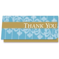Thank You Gift Certificate / 25 Pack (C8989T)