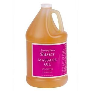Soothing Touch Basics Massage Oil / 1 Gallon (ST260)