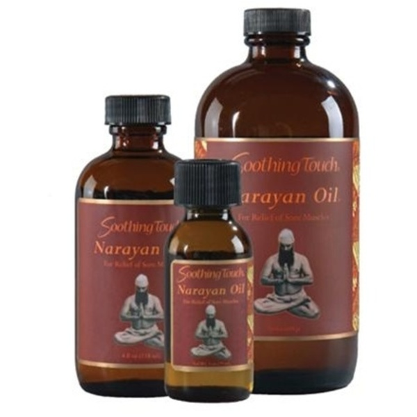 Soothing Touch Narayan Therapy Oil / 1 oz. (ST279)