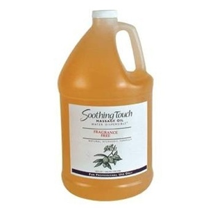 Soothing Touch Fragrance-Free Light Massage Oil / 5 Gallon (ST280)