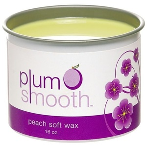 Plum Smooth Creamy Peach Wax / 16 oz.
